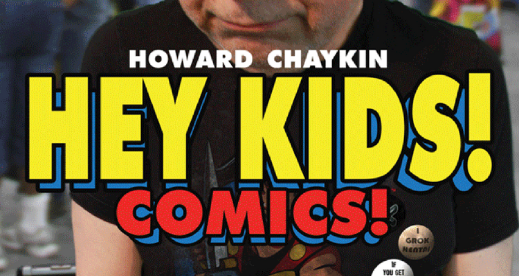 Hey Kids! Comics #1