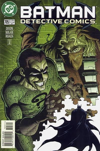 Detective Comics #705