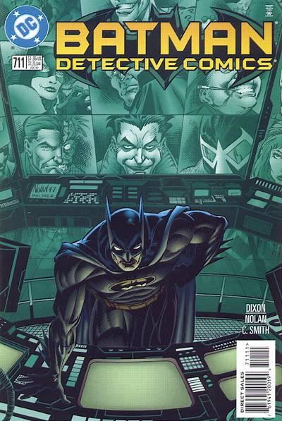 Detective Comics #711