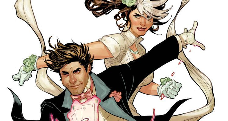 Mr. And Mrs. X #1