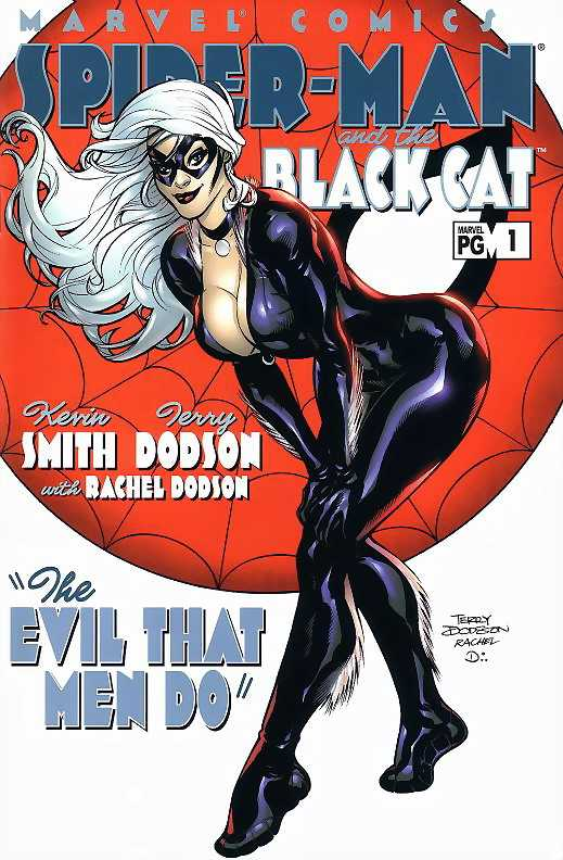Follow Spider-Man/Black Cat: The Evil that Men Do #1