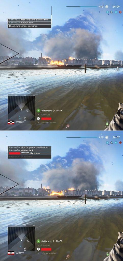 Battlefield V Censorship