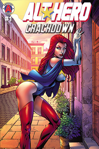 Alt-Hero: Crackdown #1