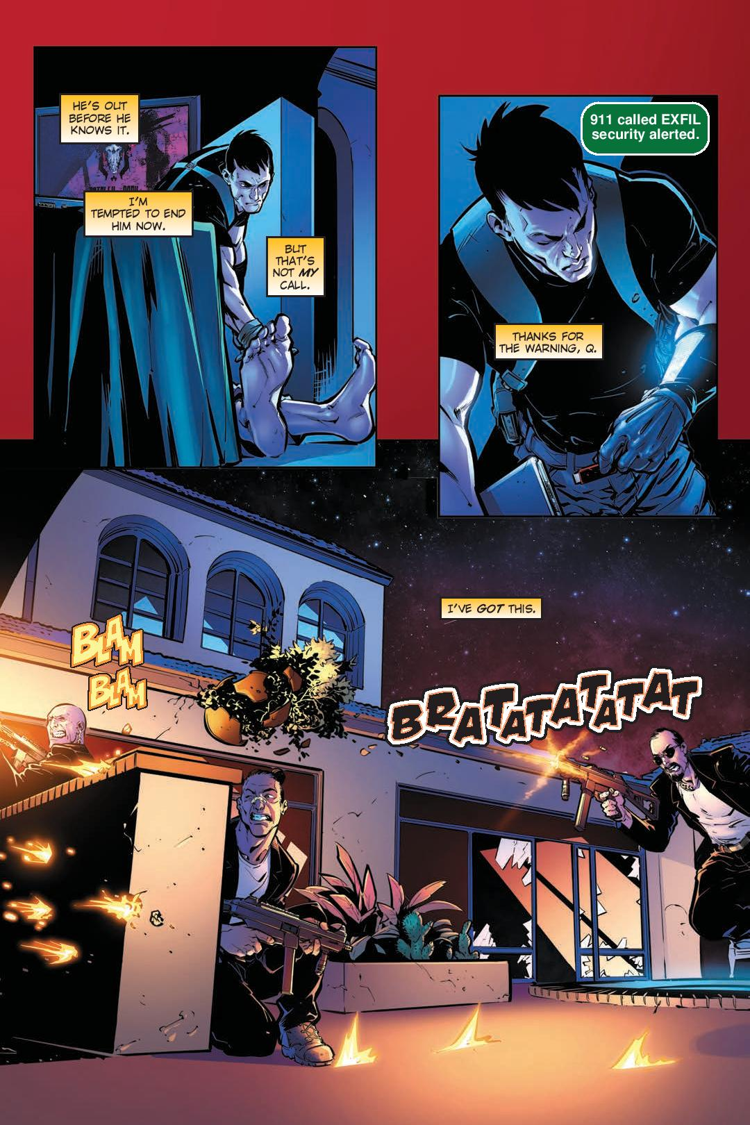 Alt-Hero: Q #1