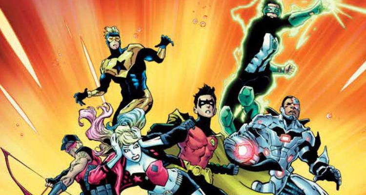 characters Dc comics