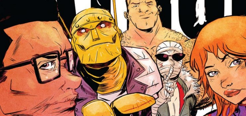 Doom Patrol Comic Series - DC Comics