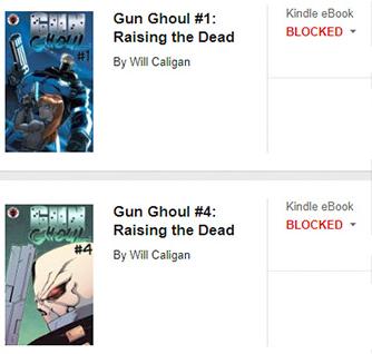 Gun Ghoul Blocked