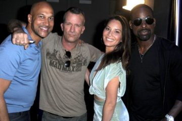 Keegan-Michael Key, Thomas Jane, Olivia Munn, and Sterling K. Brown