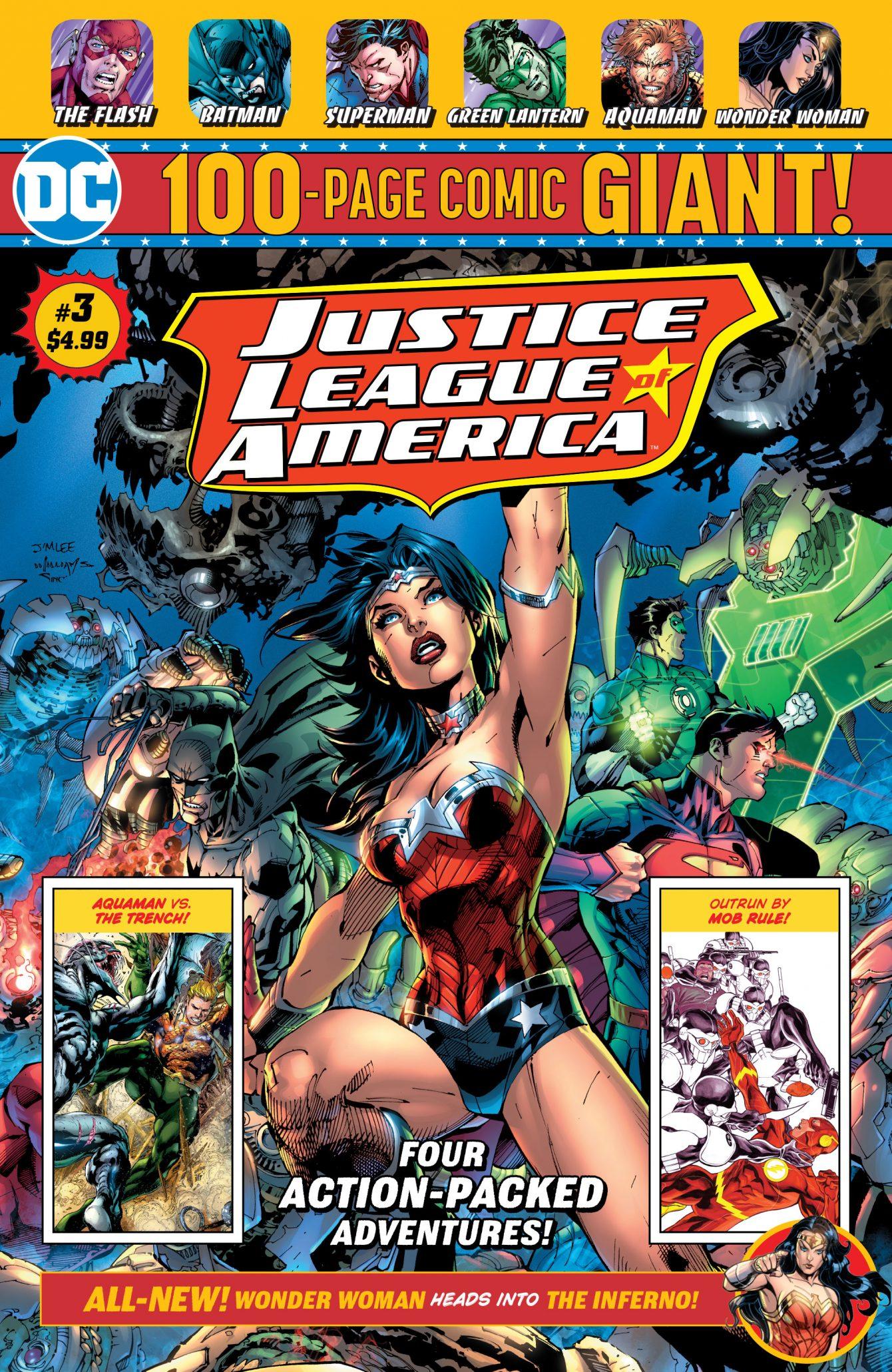 Justice League Giant #3