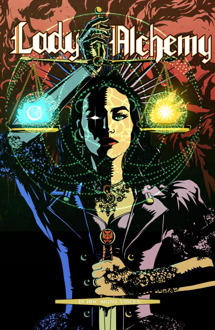 Lady Alchemy