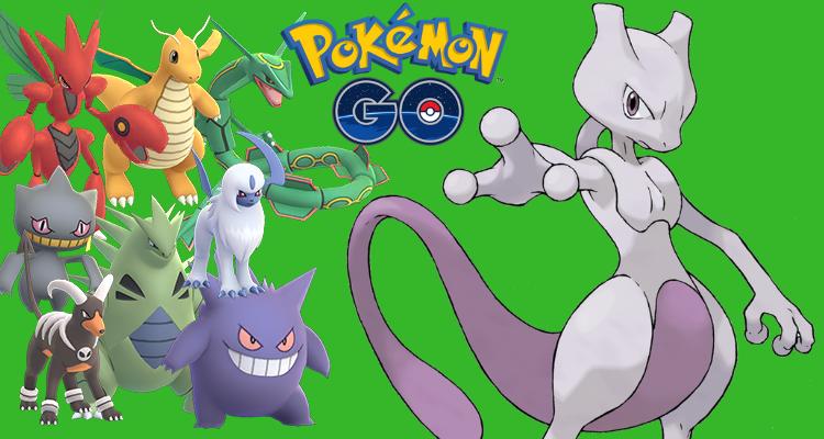Pokemon GO: The Best Pokemon You Need to Beat Mewtwo! - Bounding