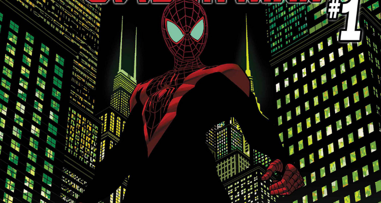 1e57c8354a20c2 Marvel Announces New Miles Morales Series - Bounding Into Comics