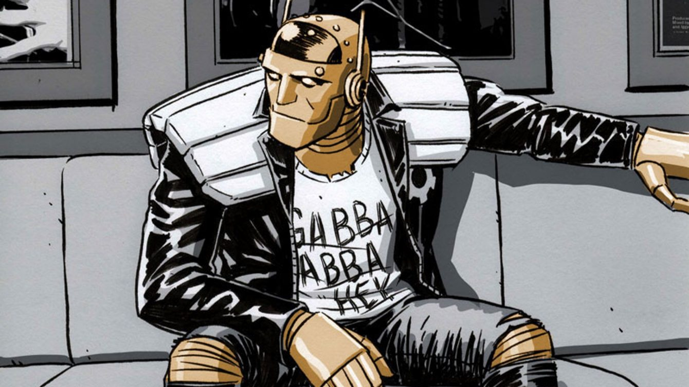 "Robotman in ""Doom Patrol"" - DC Comics"