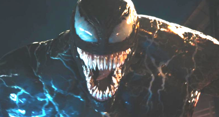 Report Sony Pictures Venom Movie Gets Official Rating Bounding