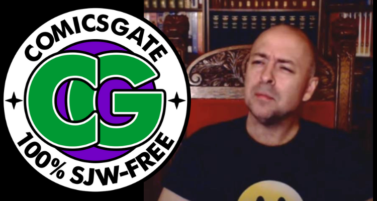 Dangers Of Negativity >> EXCLUSIVE: Vox Day Responds to Negativity After Announcing ComicsGate Comics - Bounding Into Comics