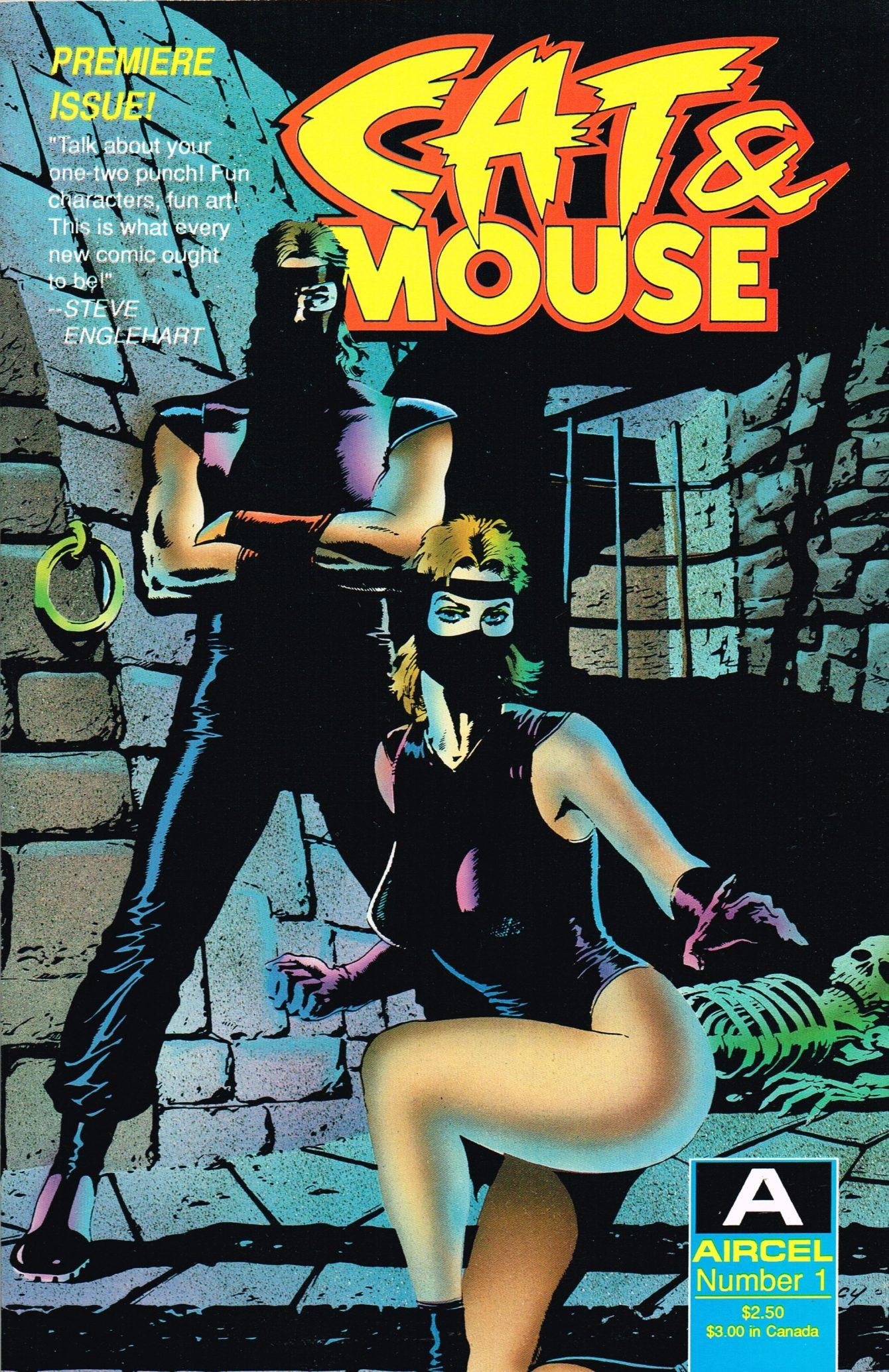 Cat & Mouse #1