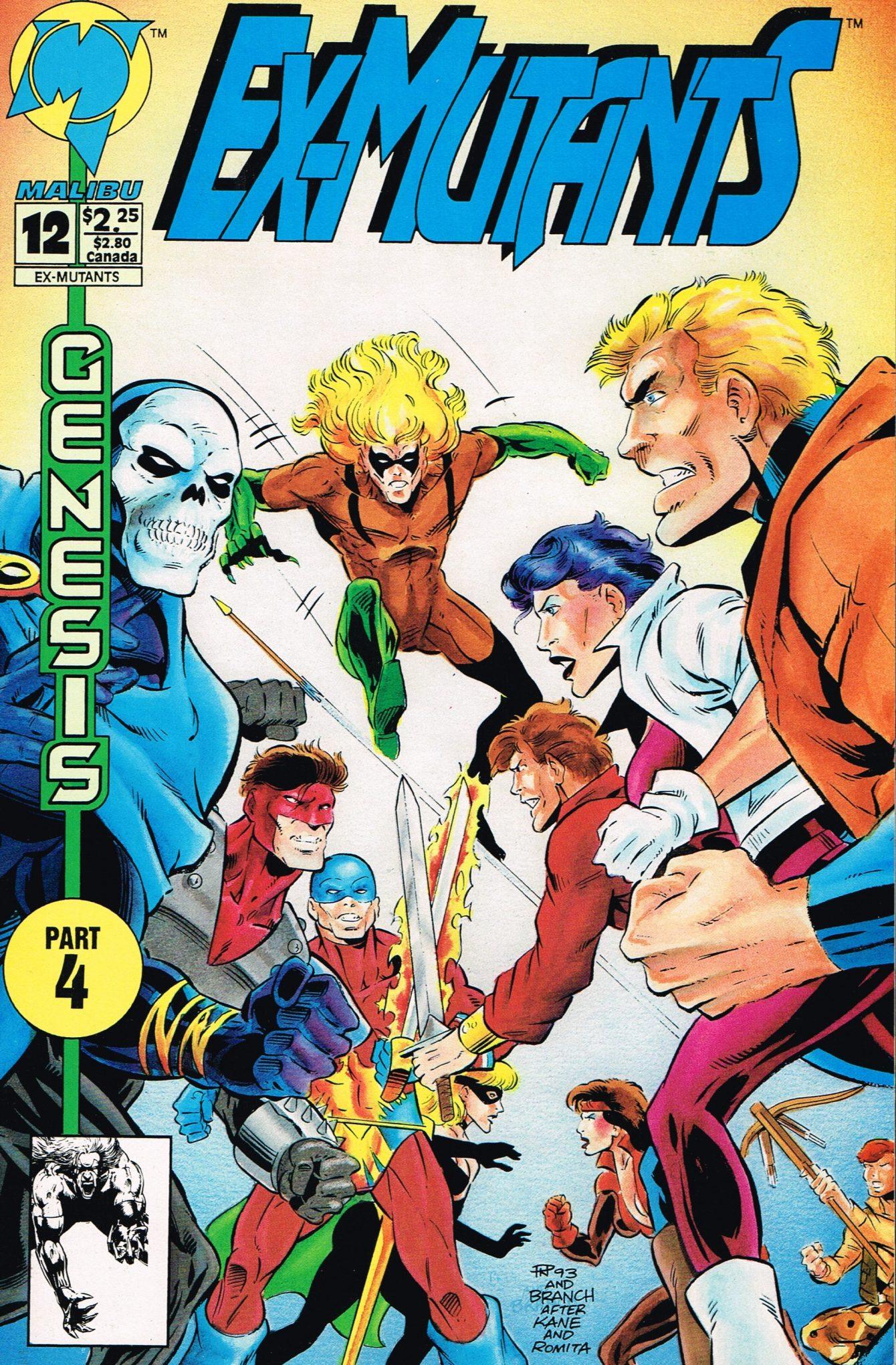Ex-Mutants #12