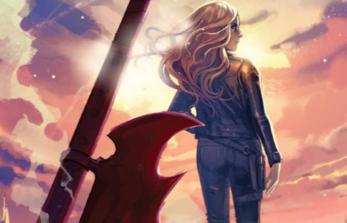 Buffy the vampire slayer season 8 #34: twilight part 3 (jo chen.