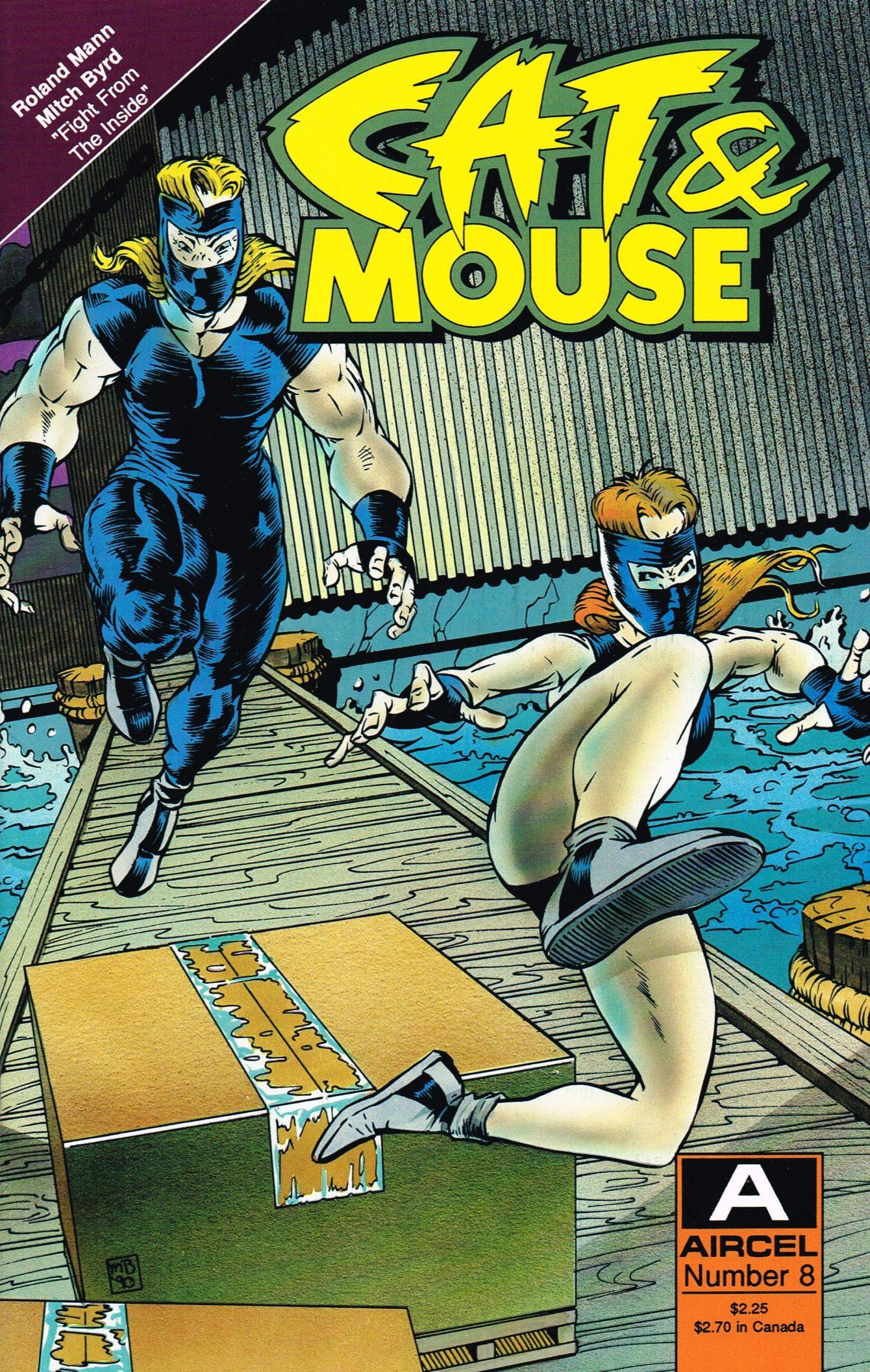 Cat & Mouse #8