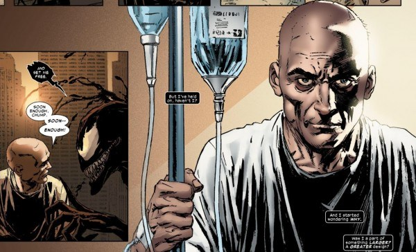 Eddie Brock Cancer