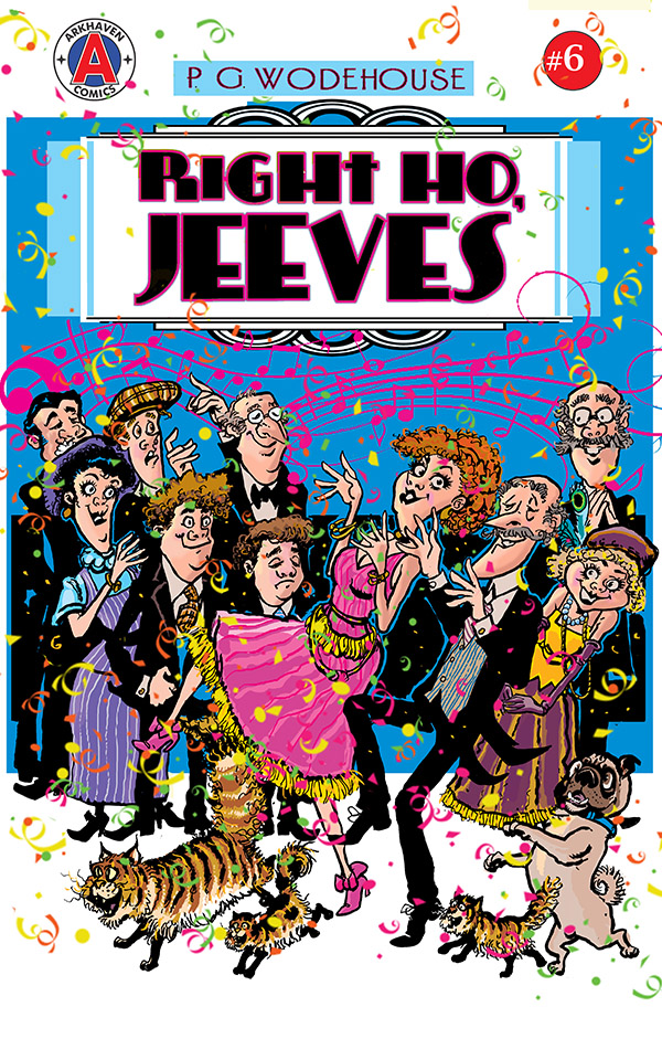 Right Ho, Jeeves #6