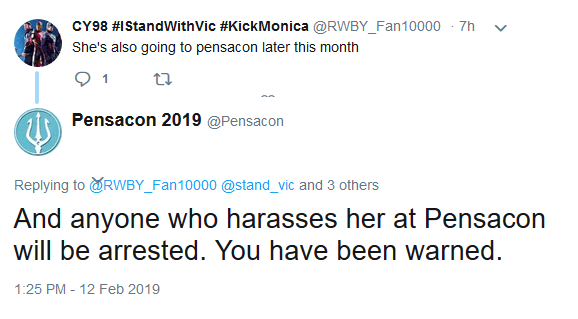 Pensacon 2019 Threatens Vic Mignogna Supporters With Arrest