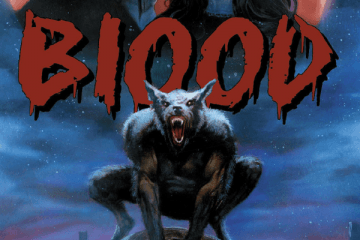 Blood Graphic Novel