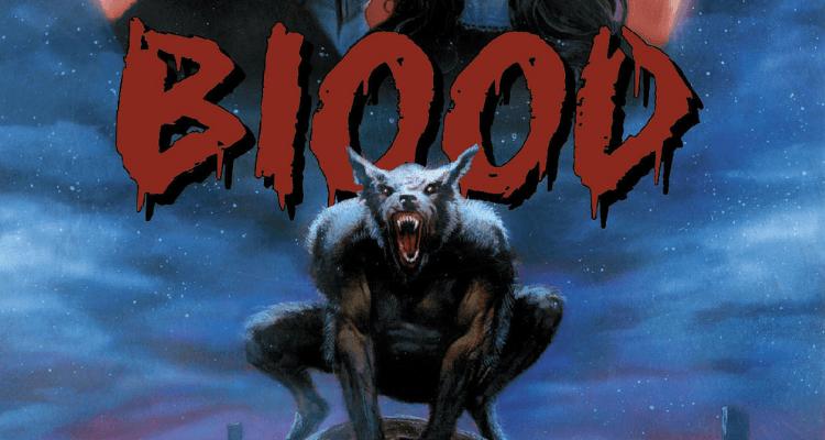 Blood Graphic Novel