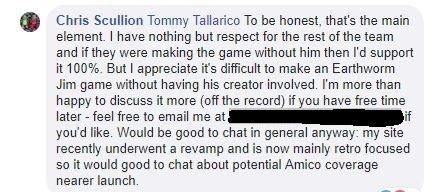 Chris Scullion email convo fb