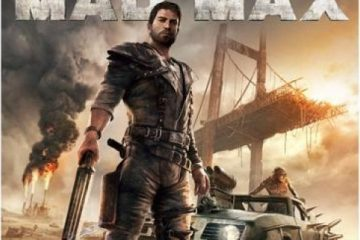 Mad Max Video Game Avalanche Studios Warner Brothers Games