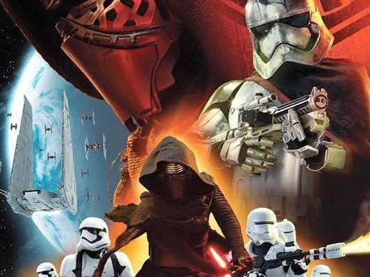 Star Wars The Force Unleashed Kylo Renn Sith Stormtroopers The Empire