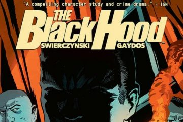 The Black Hood 3 Dark Circle Comics
