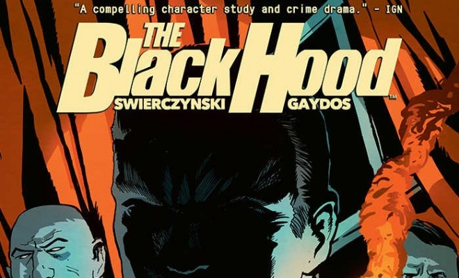 The Black Hood 3 Dark Circle Comics
