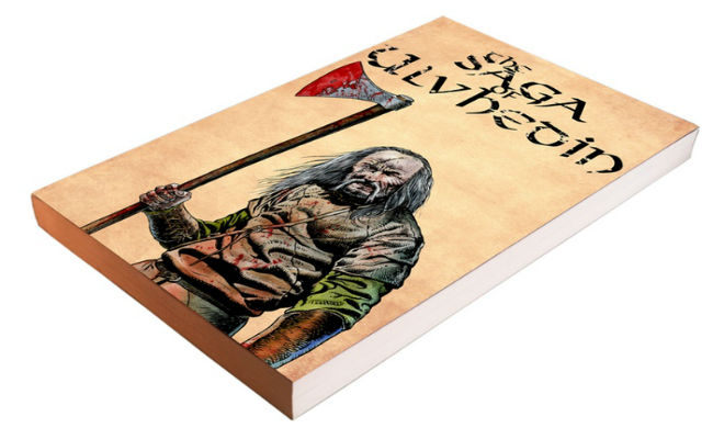 Saga of Ulvhedin Dag Frognes KickStarter