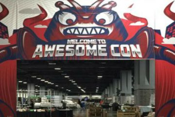 AwesomeCon 2015 Washington D.C.