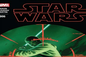 Marvel Star Wars 6 Cover Luke Skywalker Sana Solo Issue Reveal