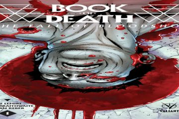 Book of Death The Fall of Bloodshot Cover