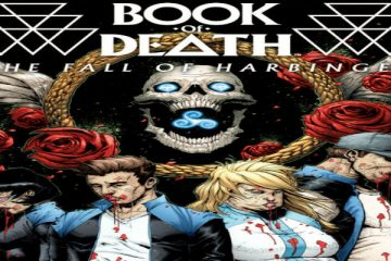 Book of Death The Fall of Harbinger Robert Gill Cover