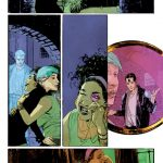 The Death Defying Doctor Mirage: Second Lives Preview Image by Roberto de la Torre