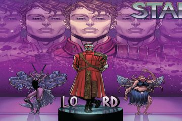 Star-Lord Hip-Hop Variant Cover