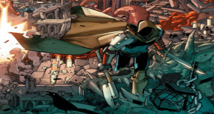 Valiant's Wrath of the Eternal Warrior by Robert Venditti
