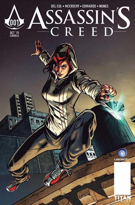 Assassin's Creed #1 Cover