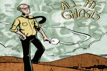 All My Ghosts Cover Page