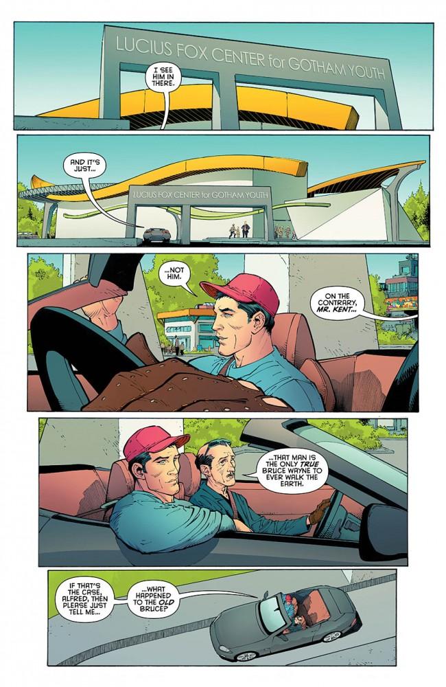 Batman #43 Preview Page