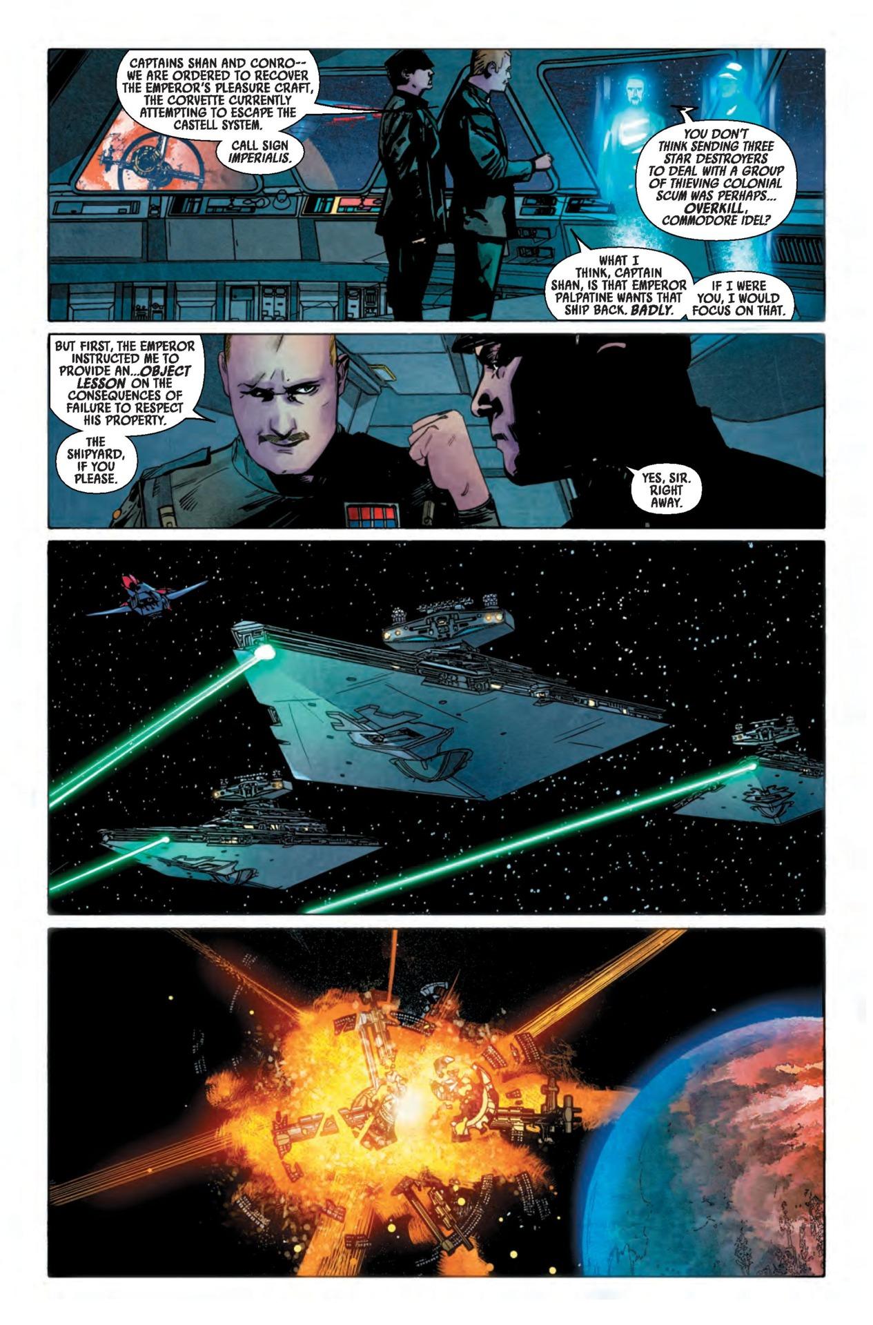 Lando #2 Preview Page