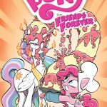My Little Pony: Friends Forever Variant Cover