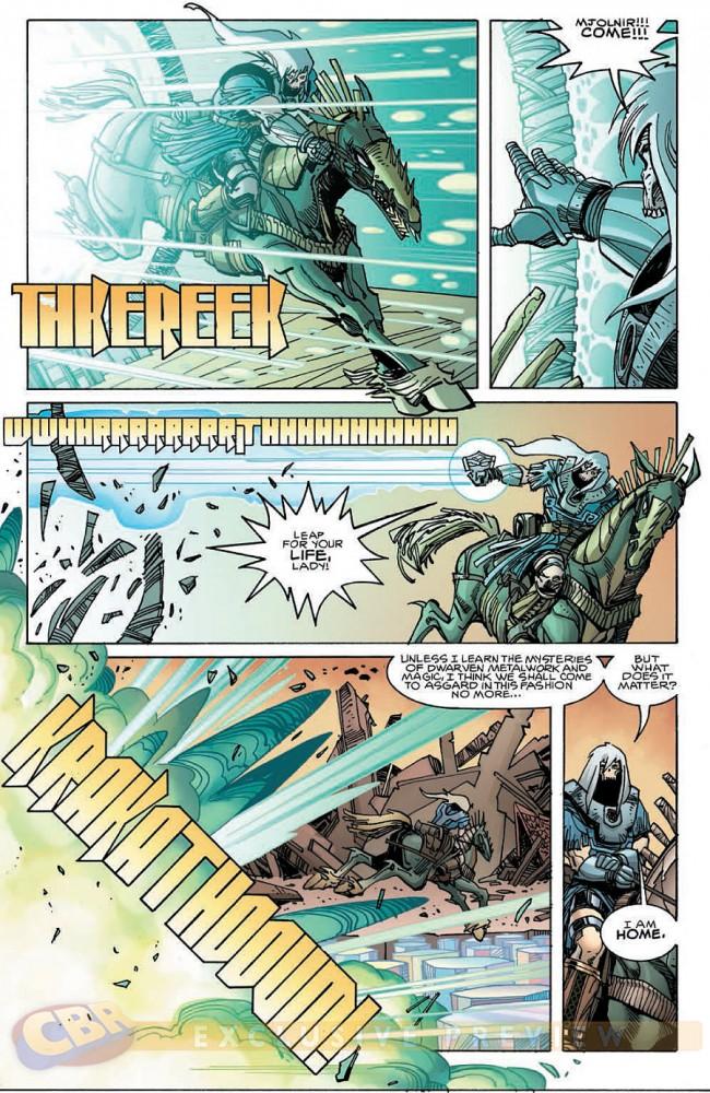 Ragnarok #6 Preview