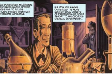 Sherlock Holmes Seven-Per-Cent Solution Preview Page