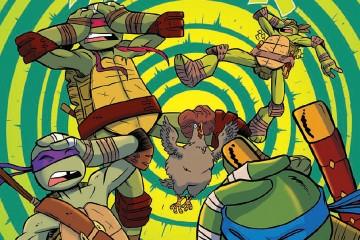 Teenage Mutant Ninja Turtles Amazing Adventures Preview