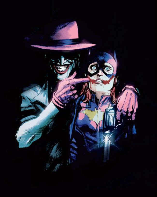 Rafael Albequerque's Batgirl #41 Variant Cover